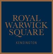 Royal Warwick Square, logo