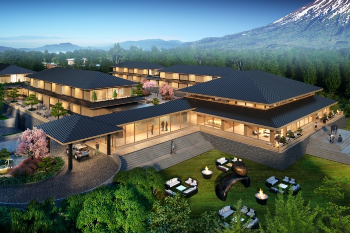 The-Pavilions-Niseko-View-Yotei-Summer