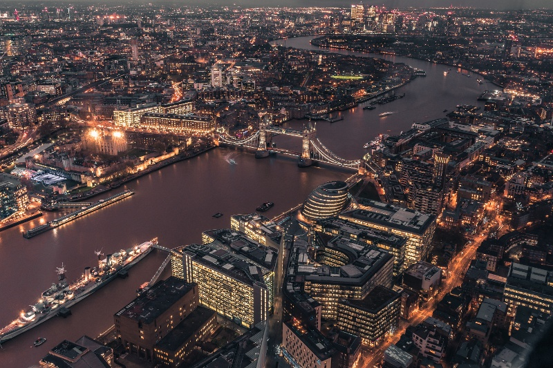 The Shard, London, UK