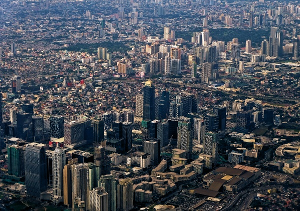 bonifacio global city, philippens