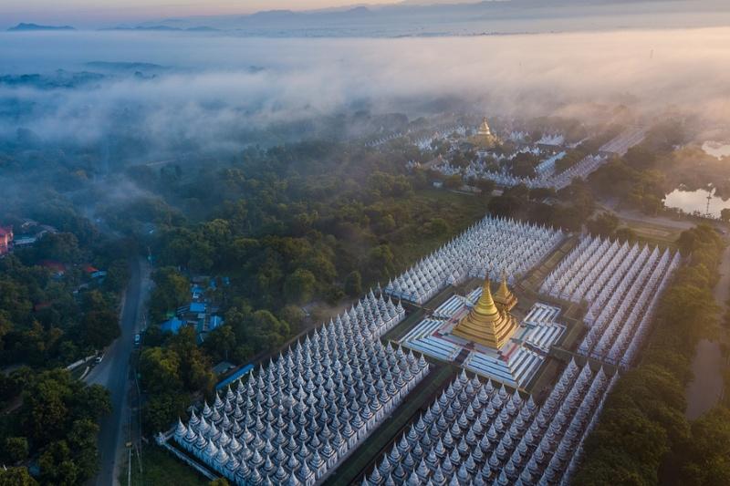 Temple City, Myanmar