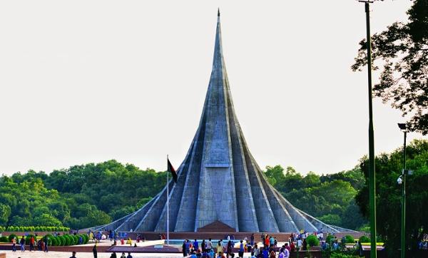national-martys, bangladesh