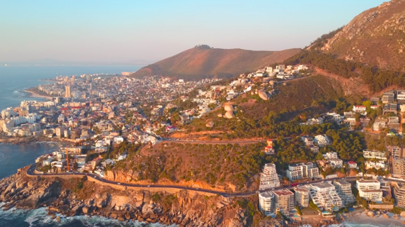 South Africa - City Shot (color corrected)