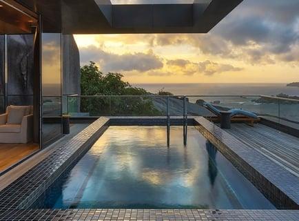 felicite-seychelles-four-bedroom_residence_master_pool_evening-1
