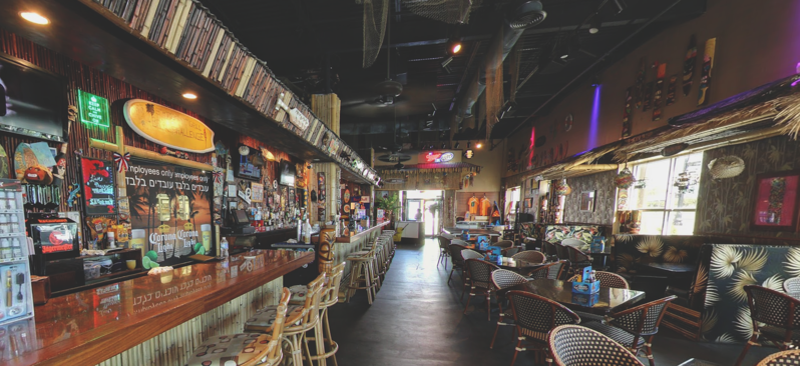 8th avenue tiki bar