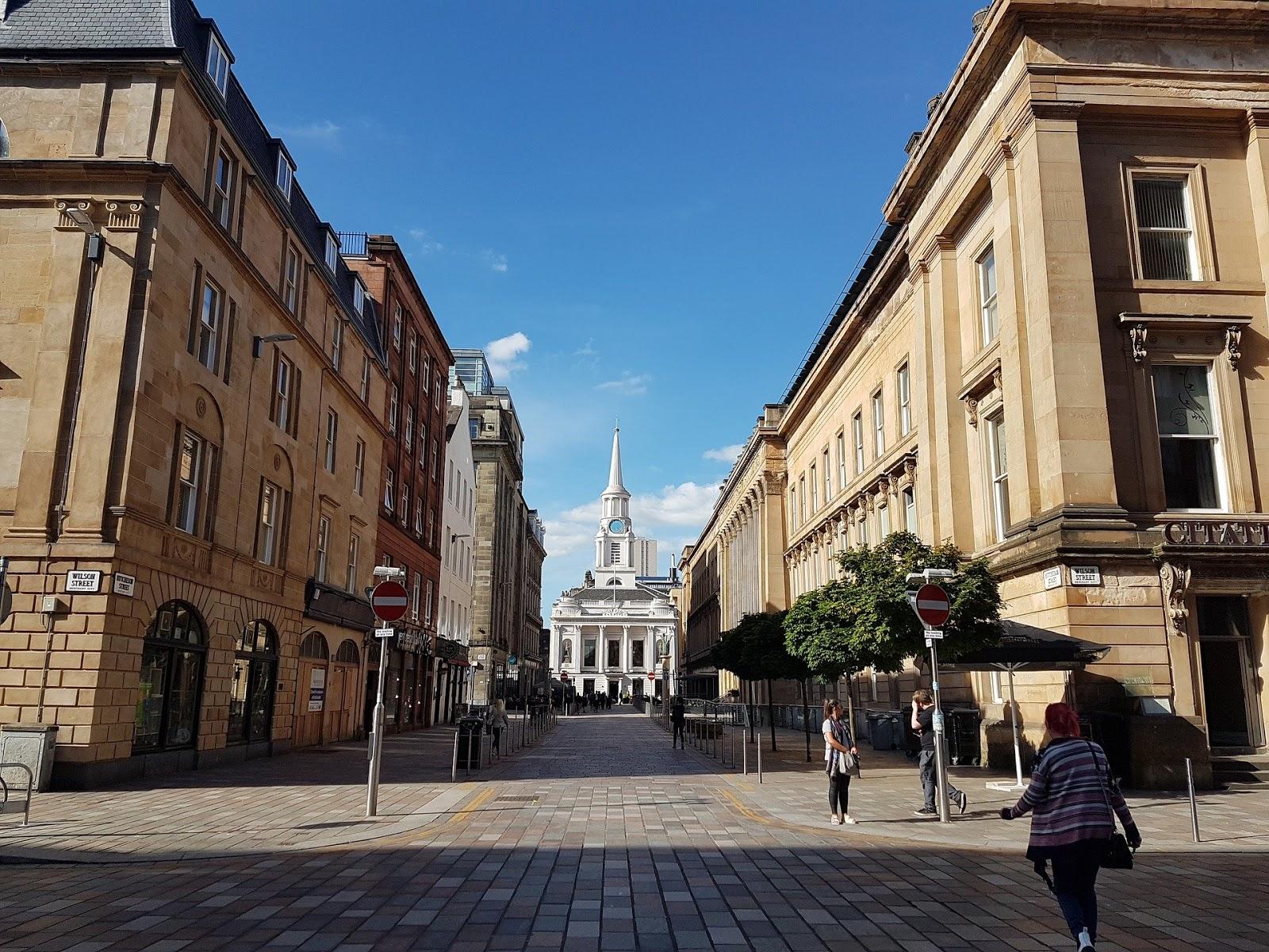 Glasgow property market