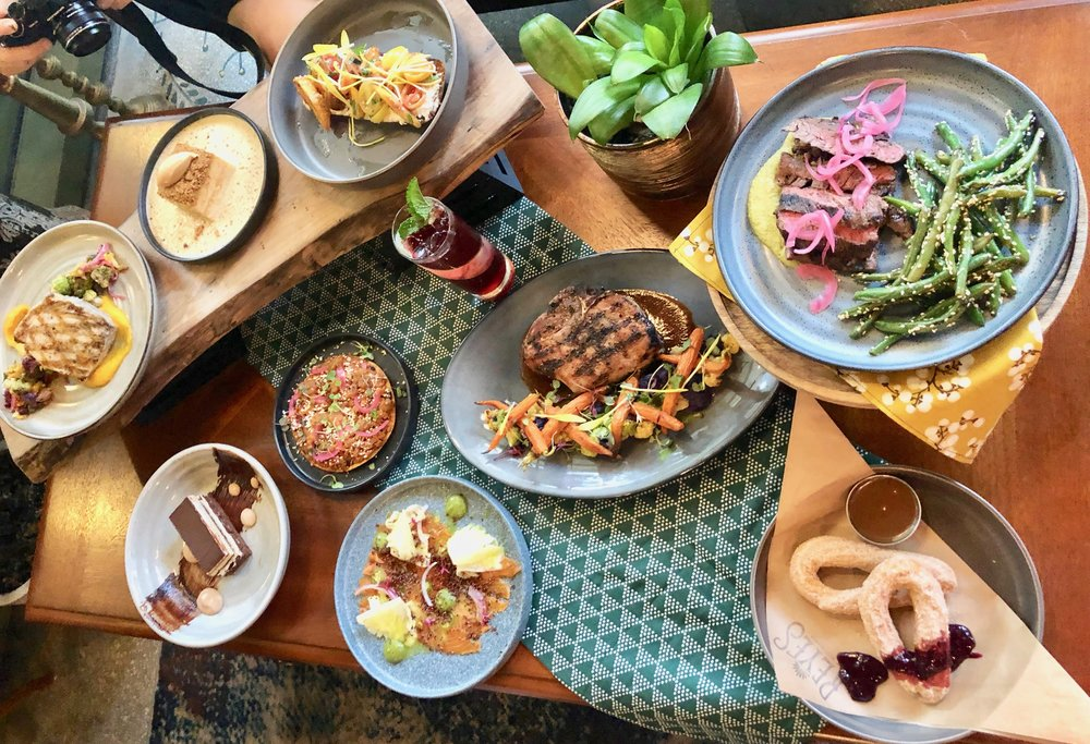 Orlando-Magical-Dining_2019_Reyes-Mezcaleria_all-foods_Rona-Gindin_August-2109