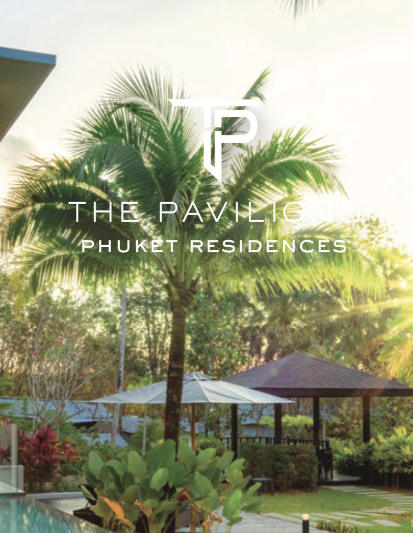 The Pavilions Phuket Residences